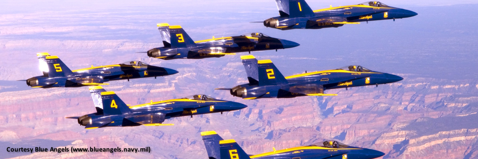 Blue Angels' Budget Sidestepping Seafair?