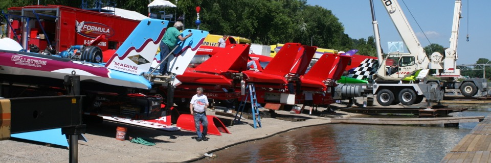 Hydroplane Racing: Sport or Hobby?