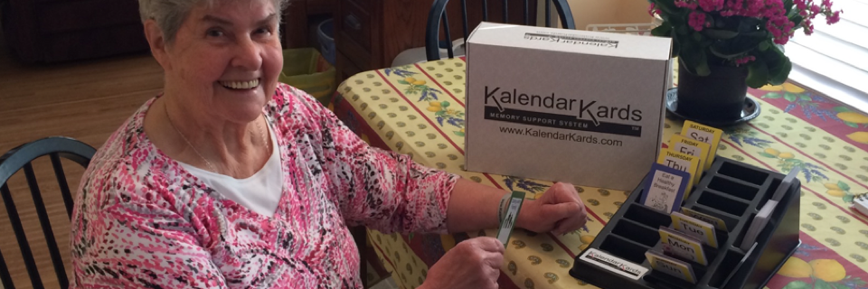 Raising Dementia Awareness with KalendarKards