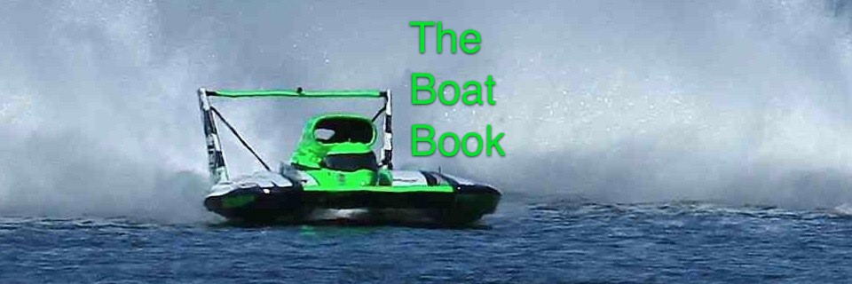 Boat Book – Unlimited Hydroplane Racing