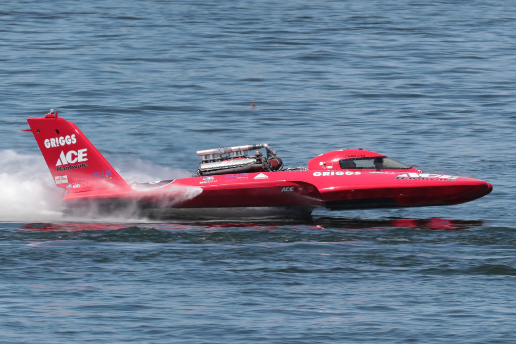Guest Author: Charlie Grigg » Unlimited Hydroplane Racing